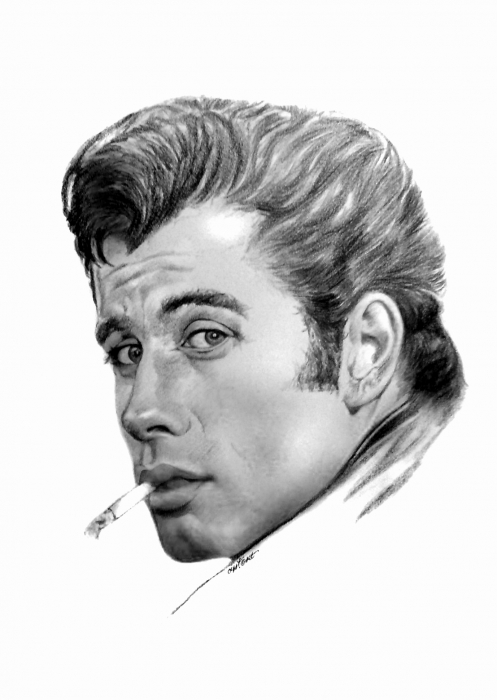 John Travolta por cipta